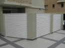 Privacy Screen - Louvres