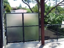 Privacy Screen - Glass